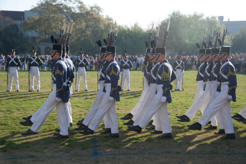 The Citadel: Corps Day Weekend