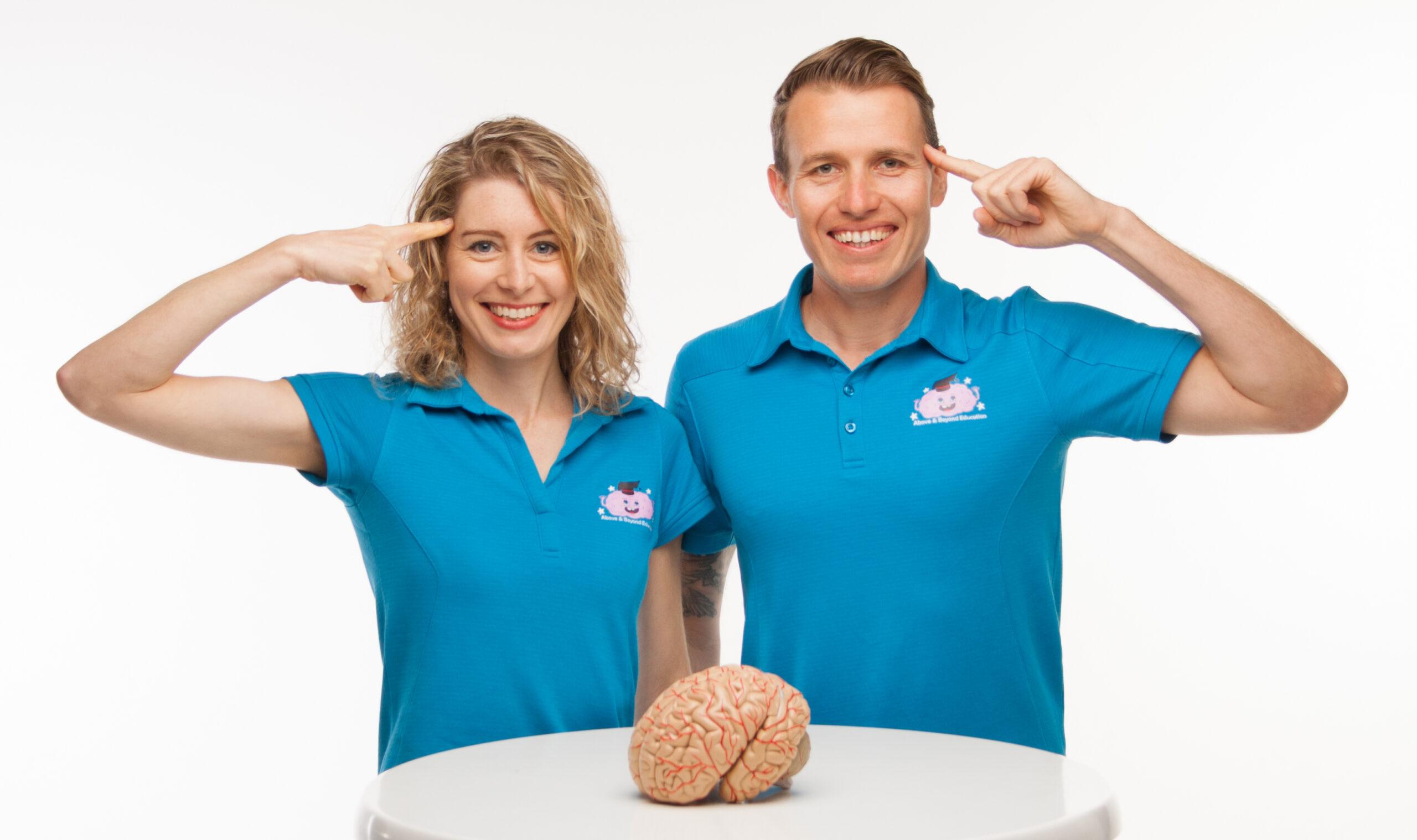 The Mind-Brain Lady & The Mindful Man