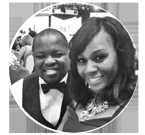 R Life Founders Nate & Keesha Cooper