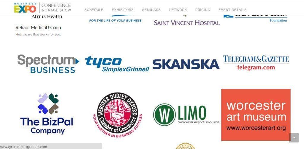 Business Expo Logos