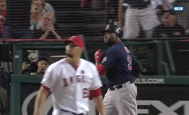"""See ya later, ball."""