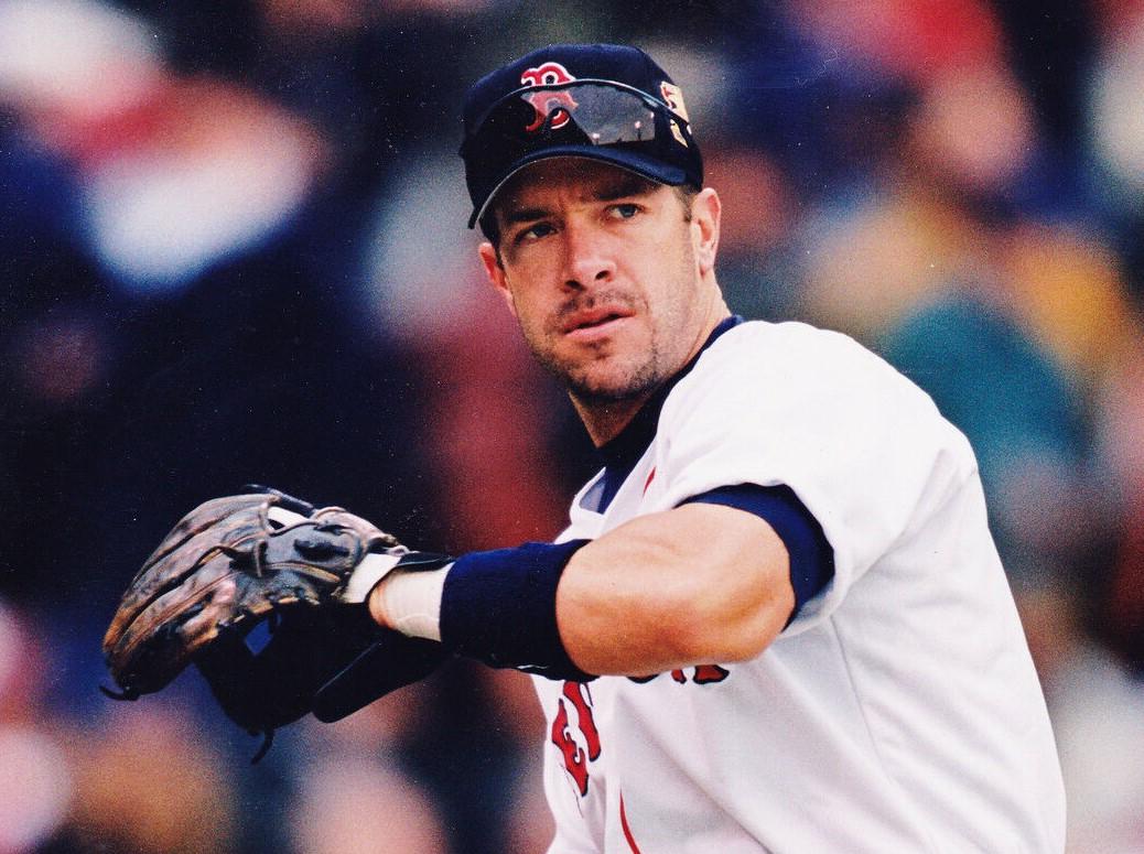 Mike Lansing Red Sox