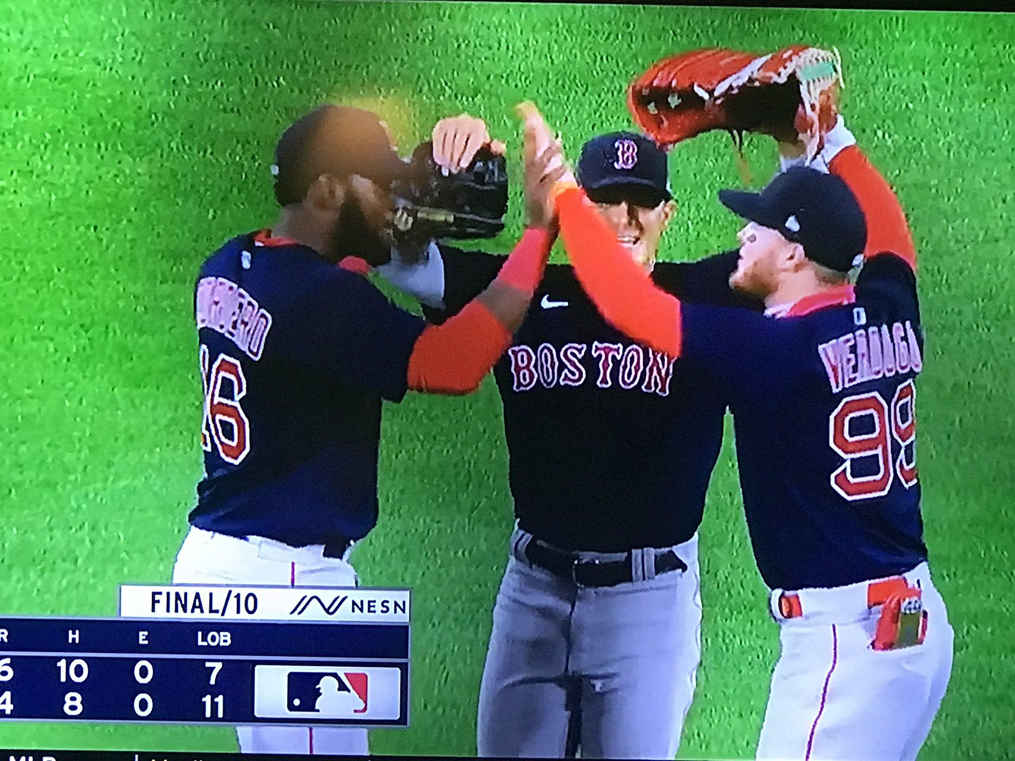 Red Sox Verdugo