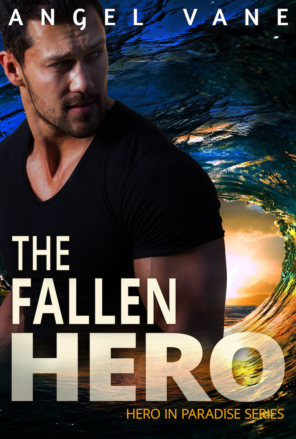 The Fallen Hero - Ebook Cover 1000px