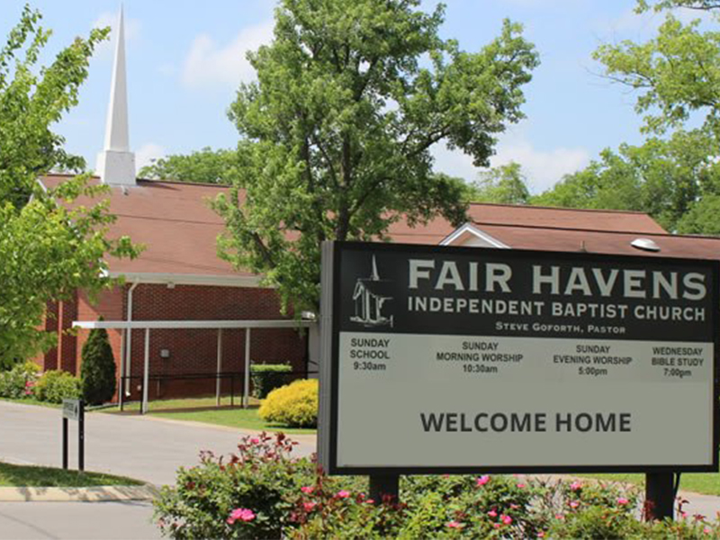 Fairhavens Independent Baptist