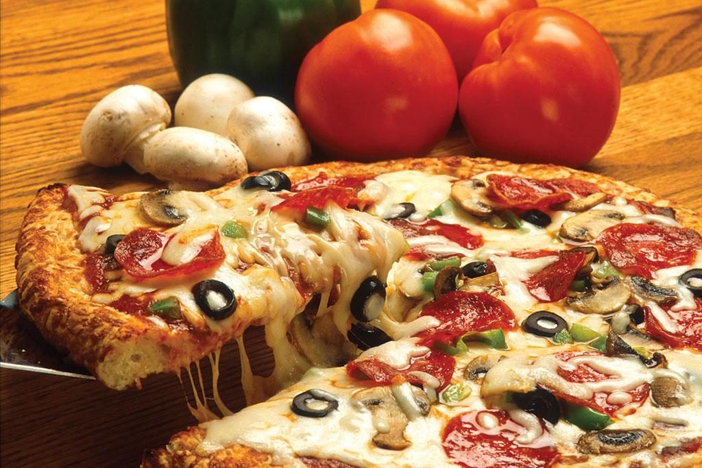 Best Pizza Around!