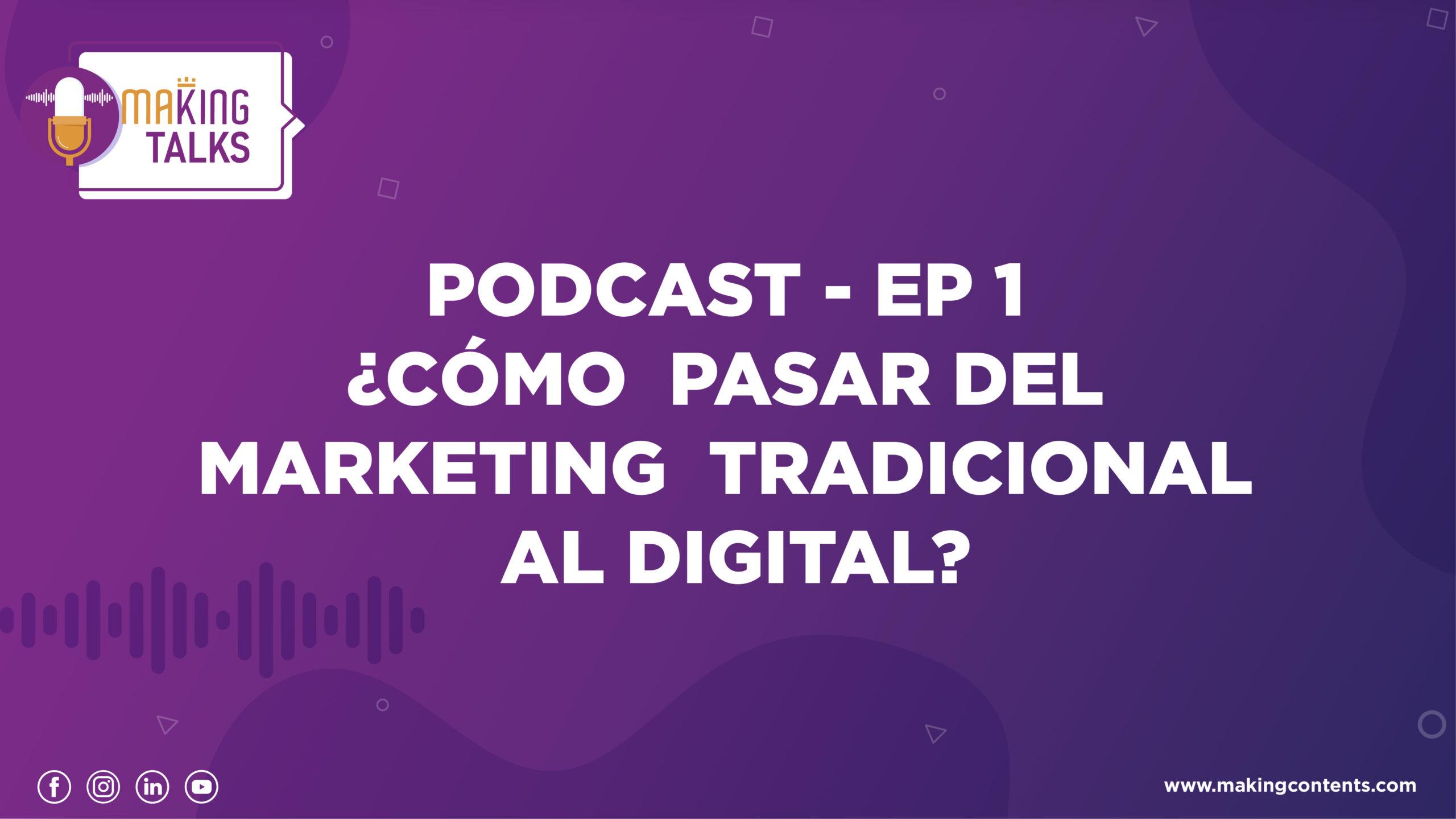 Podcast Marketing Digital