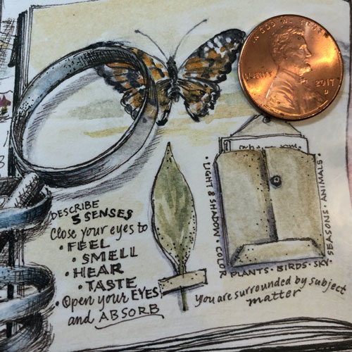 The Art of Miniature Drawing