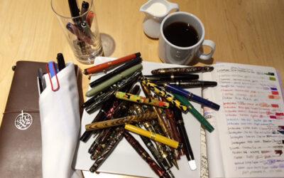 Breakfast Pens
