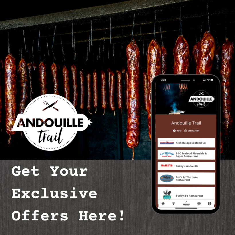 Follow The Links of the Andouille Trail