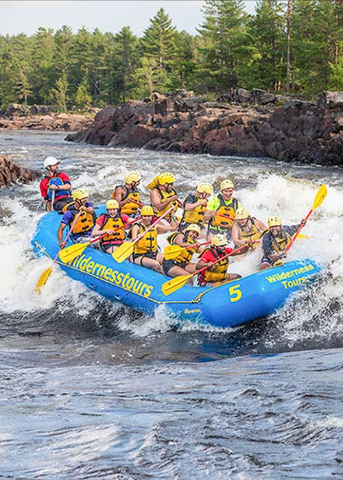 Rafting The Ottawa River Ontario Best Summer Activity Driving Distance from Toronto Ottawa Montreal