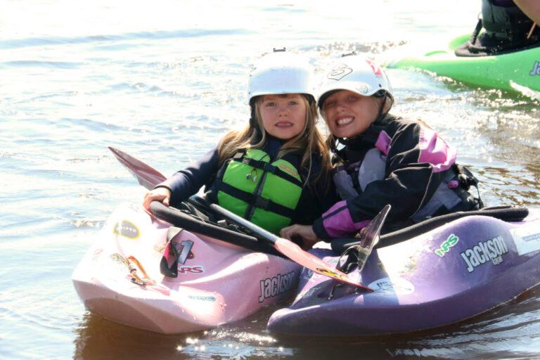 Lil Ripper Kids Advanced Kayak School
