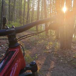Mountain Bike Trails at Wilderness Tours