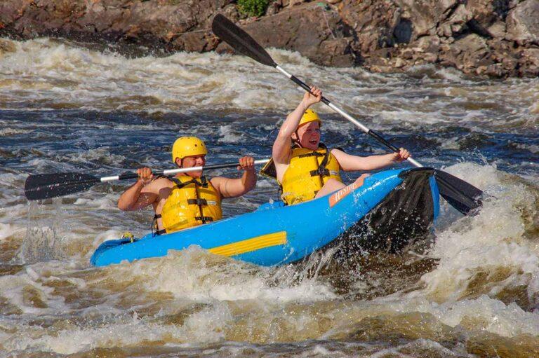 Sport Yak Wilderness Tours Best Adventure in Ontario Canada