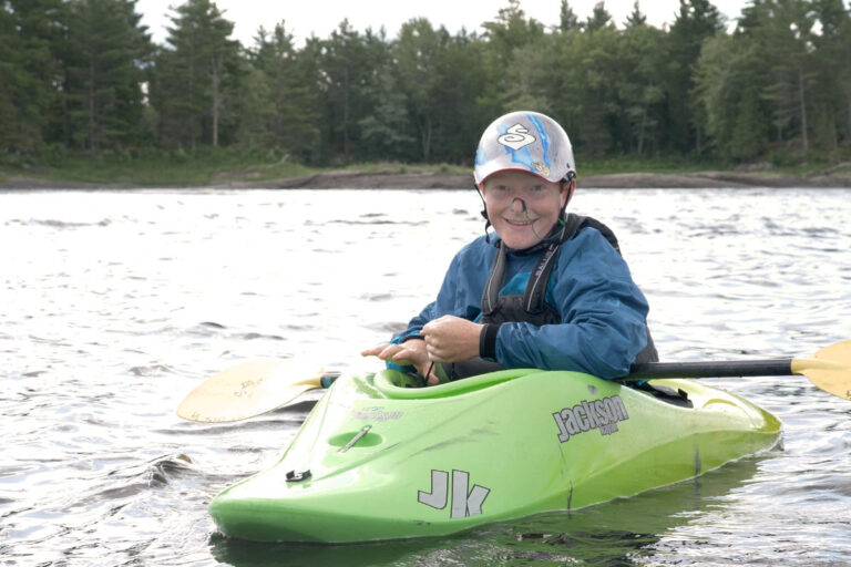 Teen Kayak Day Camp Ottawa Kayak School Wilderness Tours National Whitewater Park