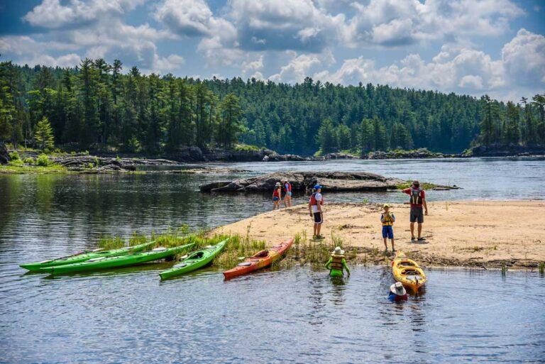Week Long Family Adventure Camp