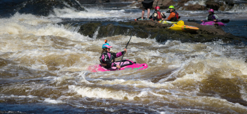 Why Paddle the Ottawa River OKS Wilderness Tours Canada Ontario