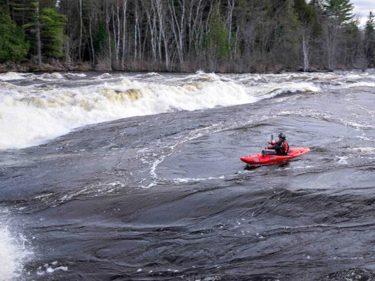 Spring Fling Ottawa Kayak School National Whitewater Park Wilderness Tours