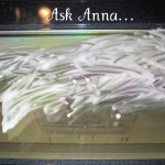 A really easy, all-natural solution for cleaning oven glass | Ask Anna