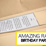 Amazing Race party - Ask Anna