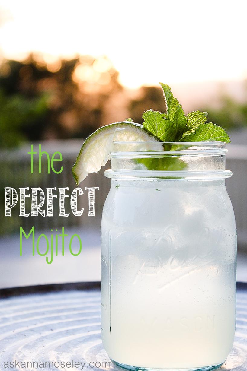 The perfect mojito | Ask Anna
