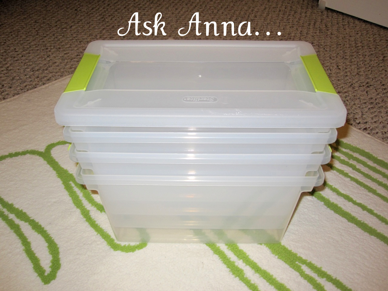The Easiest way to Organize Medicine Bottles - Ask Anna