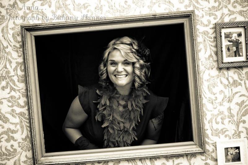 DIY photo booth tutorial - Ask Anna