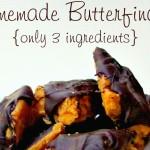 Homemade butterfingers -- Ask Anna