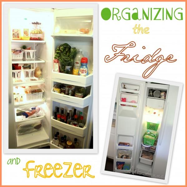 Fridge organization -- Ask Anna
