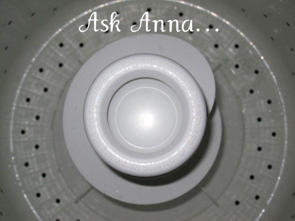 How to clean a top loading washing machine, step-by-step tutorials | Ask Anna