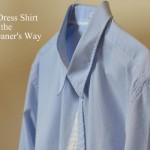 iron a dress shirt