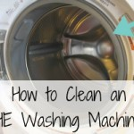 This full tutorial will show you how to get rid of odors coming from your HE washing machine | Ask Anna