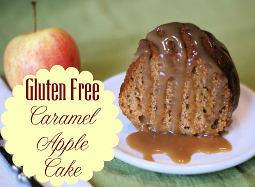Gluten Free Caramel Apple Cake Recipe - Ask Anna