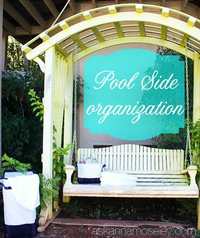 Poolside organization - Ask Anna