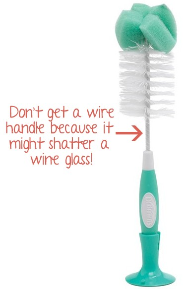 How to clean a wine glass - Ask Anna