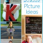 Back to school picture ideas - Ask Anna