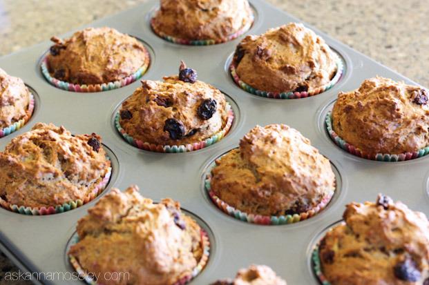 Healthy breakfast recipe - Ask Anna