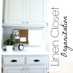 Linen closet organization -- Ask Anna