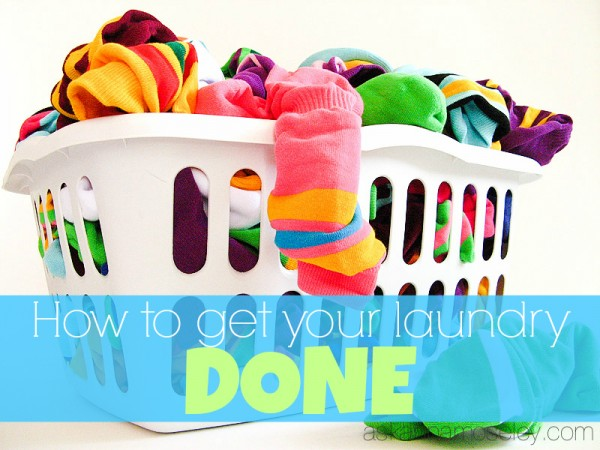 How to do laundry - Ask Anna