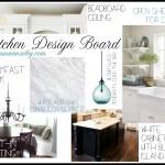 Kitchen Design Board - Ask Anna