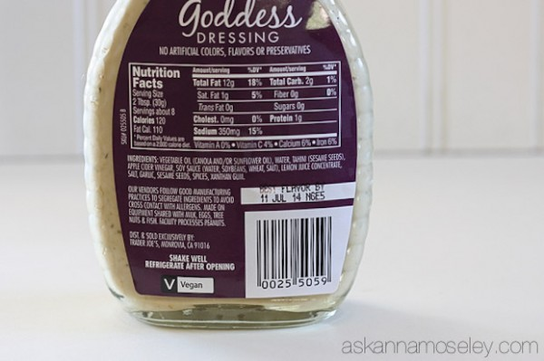 Did you know Salad Dressing Expires?