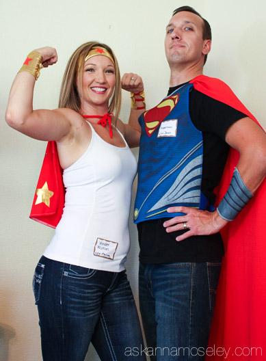 Superhero birthday party - Ask Anna