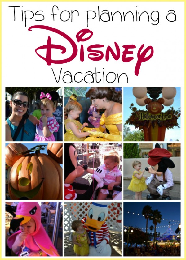 Tips for Planning a Disney Vacation - Ask Anna