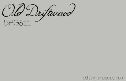 Old Driftwood BHG811 - Ask Anna