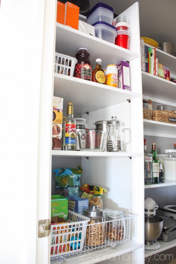 Pantry organization tips - Ask Anna