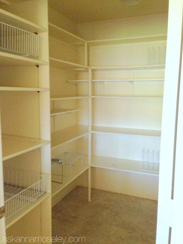 Pantry ideas - Ask Anna