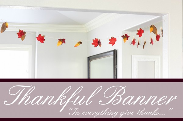Thankful banner - Ask Anna