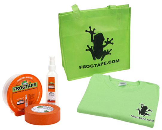 FrogTape textured surface gift set - Ask Anna