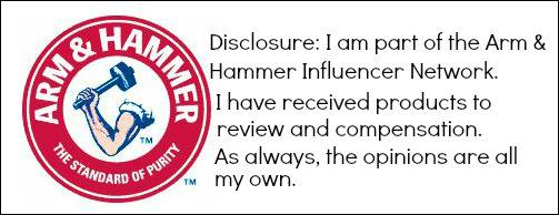 Arm and Hammer disclosure