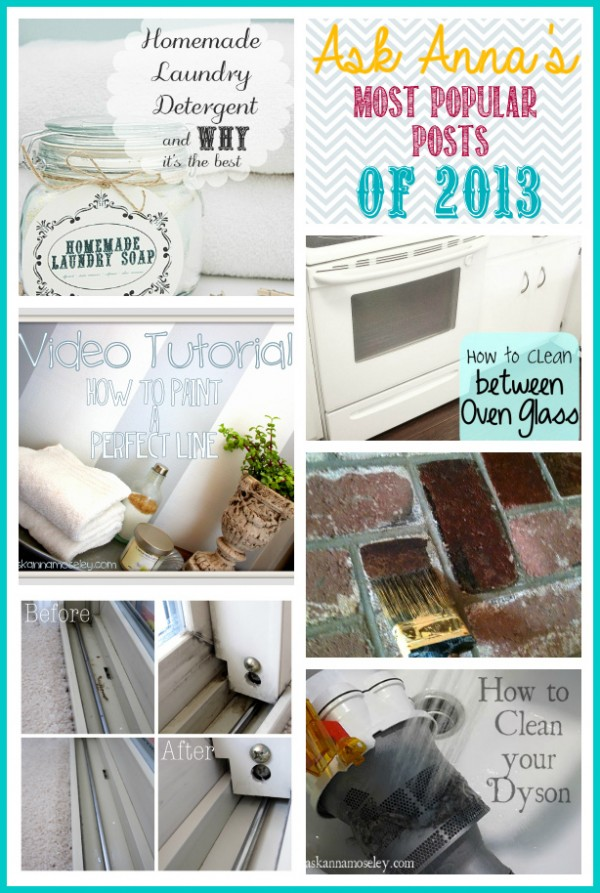 Ask Anna's Most Popular Posts of 2013